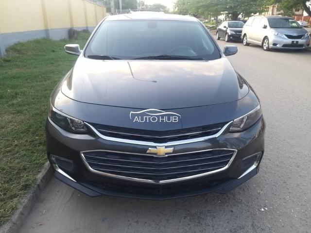 2017 Chevrolet Malibu Gray
