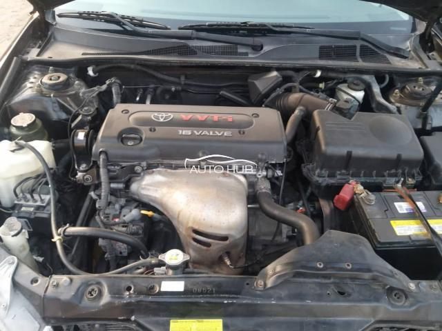 2005 Toyota Camry Black