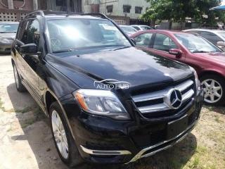 2014 Mercedes Benz GLK Black