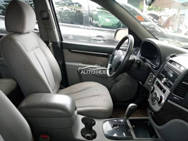 2006 Hyundai Santafe Silver