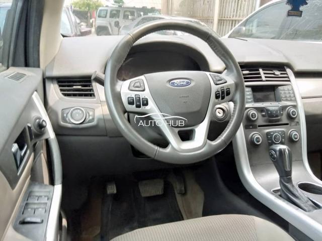 2011 Ford Edge Black