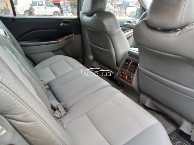 2003 Acura MDX Grey