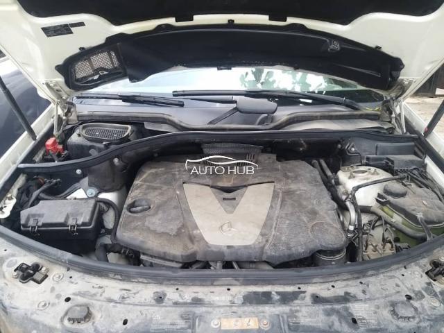 2011 Mercedes ML 350 White