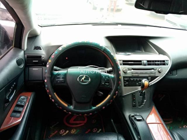 2011 Lexus RX350 Grey