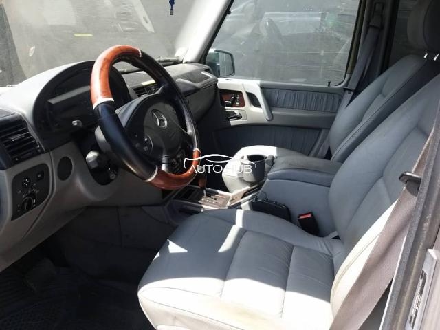 2005 Mercedes G63 Gray