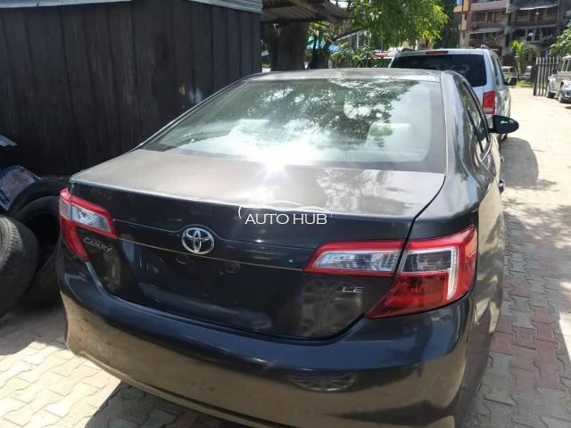 2014 Toyota Camry Gray