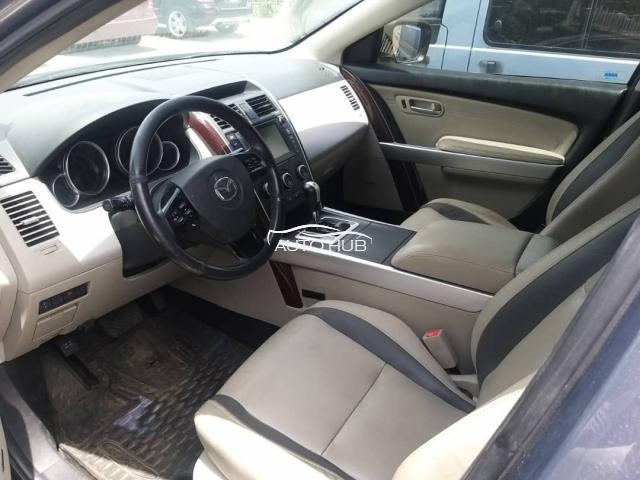 2008 Mazda CX9 Gray