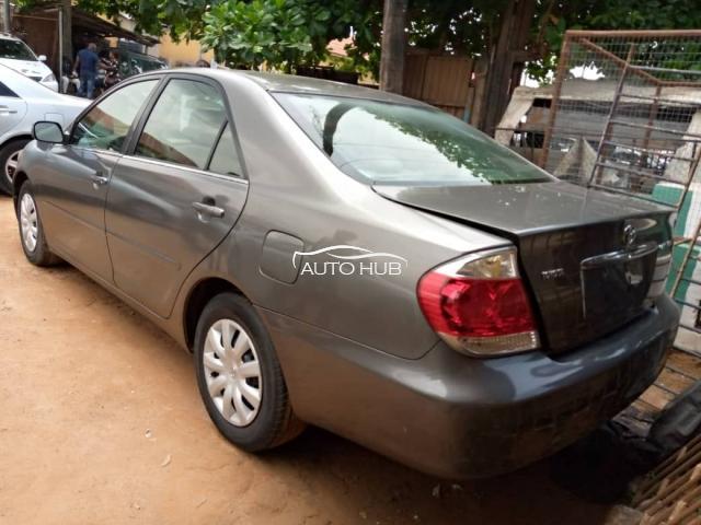 2005 Toyota Camry Grey