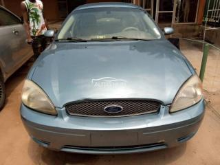 2007 Ford Focus Blue