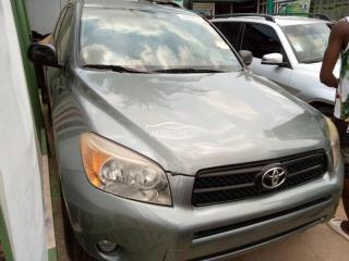 2008 Toyota Rav-4 Grey