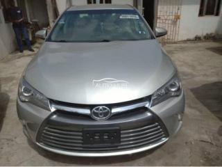 2015 Toyota Camry LE Silver
