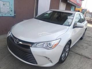 2016 Toyota Camry White