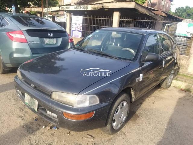 1998 Toyota Corolla Gray