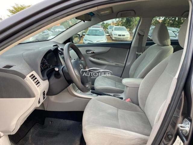 2013 Toyota Corolla Gray