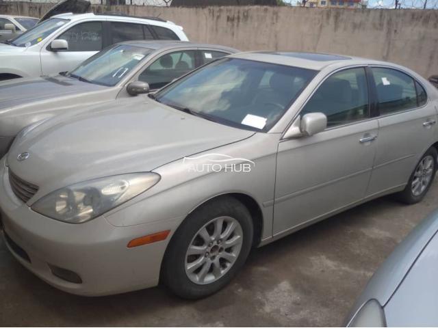 2003 Lexus ES300 Silver