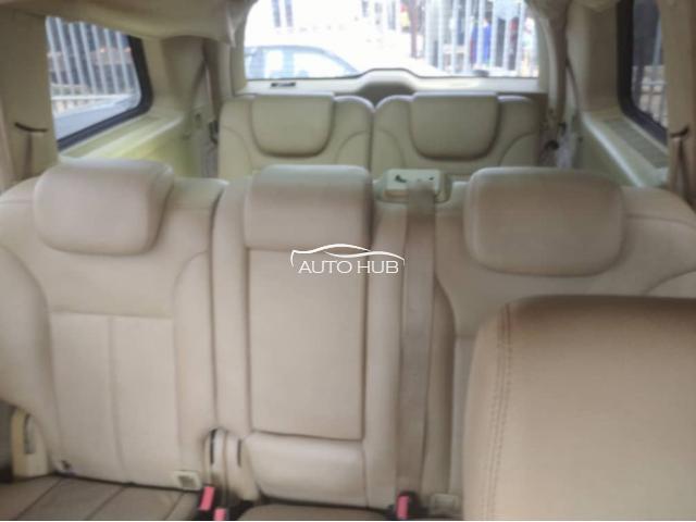 2008 Mercedes Benz GL450 Brown