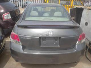 2008 Honda Accord Grey