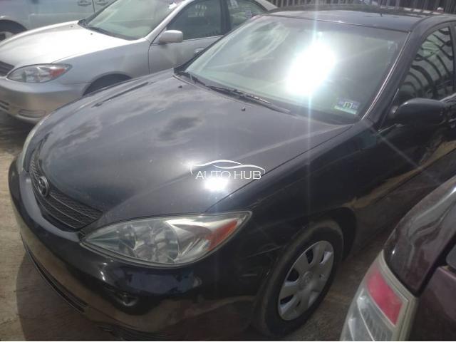 2004 Toyota Camry Black