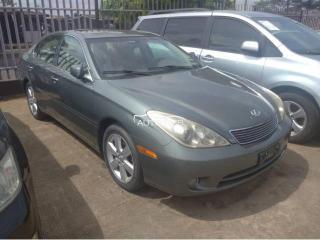 2006 Lexus ES330 Green