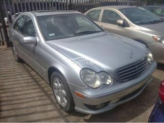 2005 Mercedes Benz C240 Silver
