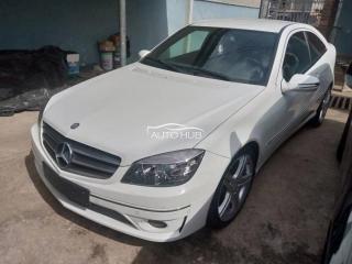 2002 Mercedes Benz C300 White