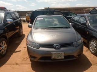 2007 Honda Civic Grey