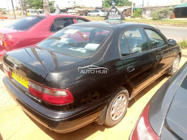 1996 Toyota Camry Black