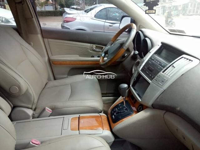 2005 Lexus RX350 Black