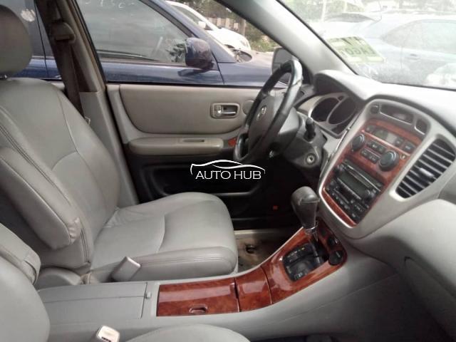 2006 Toyota Highlander Silver