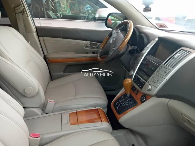 2008 Lexus RX 350 Grey