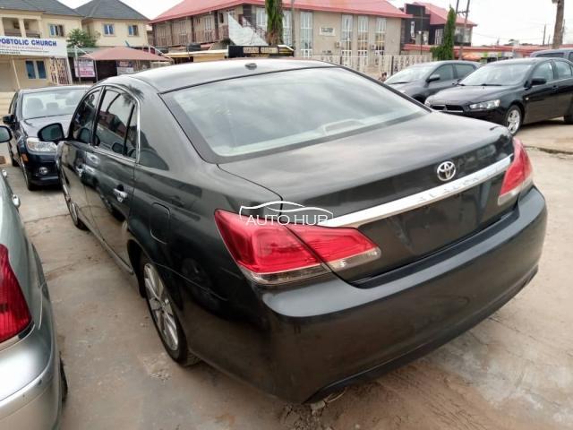 2008 Toyota Avalon Black