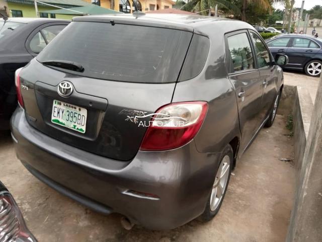 2011 Toyota Matrix Grey