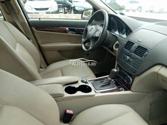 2010 Mercedes C300 Black