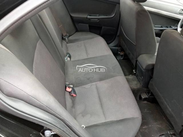 2008 Lancer Mitsubishi Black