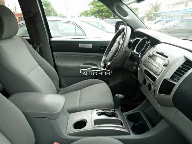 2012 Toyota Tacoma Grey