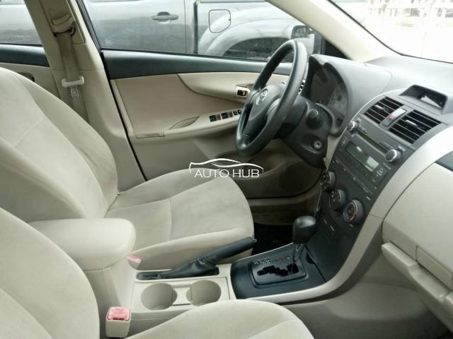 2013 Toyota Corolla Grey