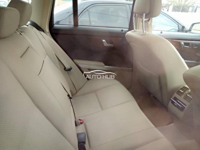 2012 Mercedes Glk 350