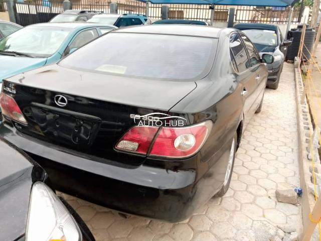 2003 Lexus ES 300 Black
