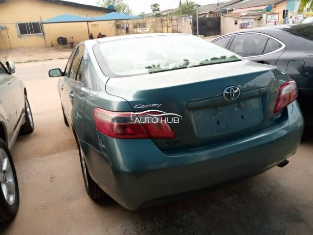 2009 Toyota Camry XLE Green