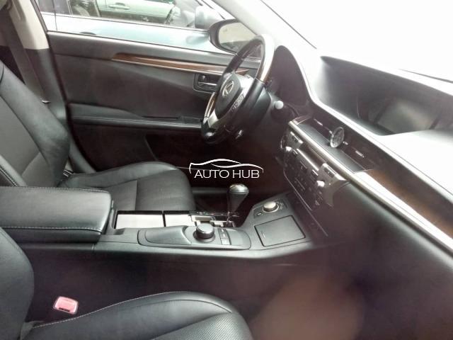 2015 Lexus ES350 Black
