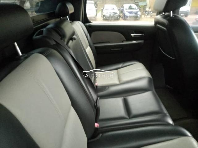 2008 Chevrolet Avalanche Black