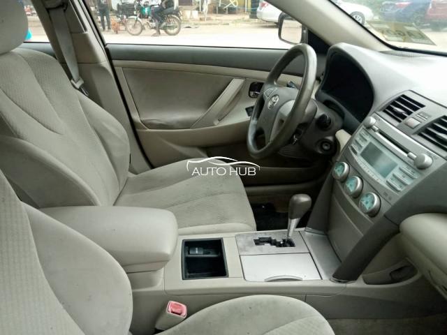 2009 Toyota Camry Black
