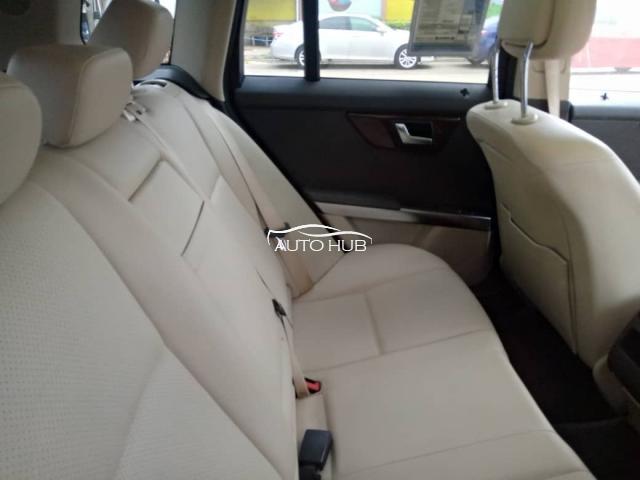 2013 Mercedes Benz GLK350 White