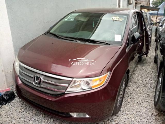 2014 Honda Odyssey Wine