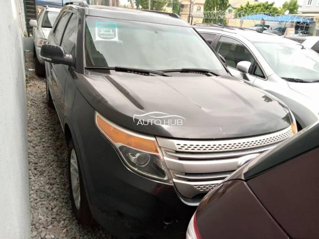 2014 Ford Edge Black