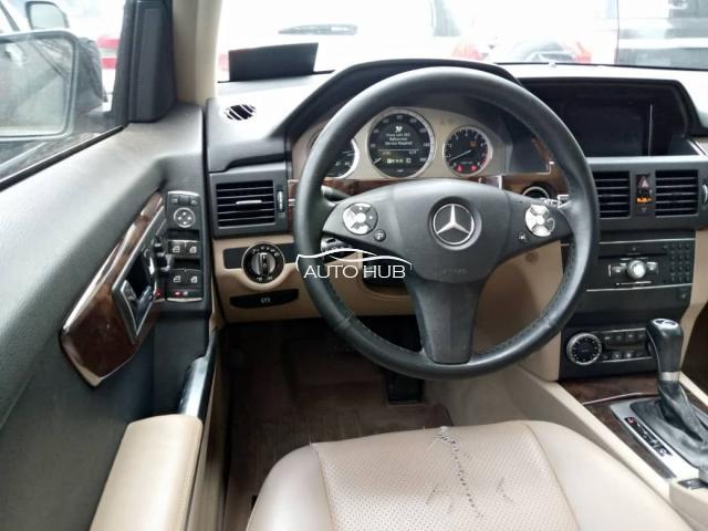 2011 Mercedes Benz GLK350 Green