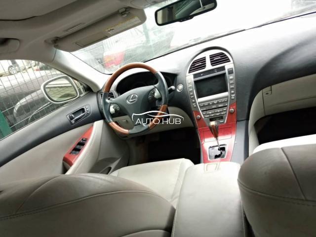 2008 Lexus ES-350 Silver