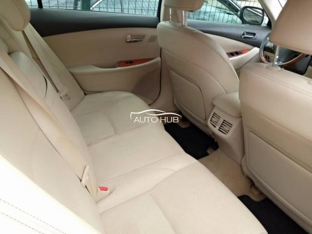 2010 Lexus ES350 Black