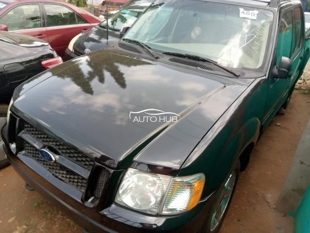 2005 Ford Explorer Black