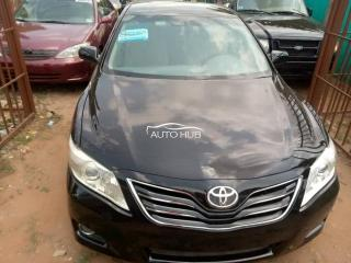 2011 Toyota Camry LE Black